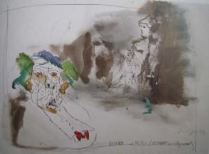 Hrdlicka Alfred - Visionaer und Voyeur - 1983