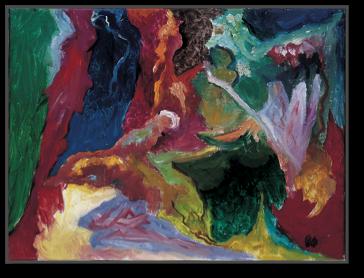Künstler im Fokus – Bernard Schultze
