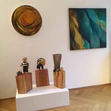 Künstler im Fokus – Isa Dahl u. Daniel Wagenblast
