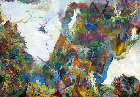 Bernard Schultze, Blütengigant